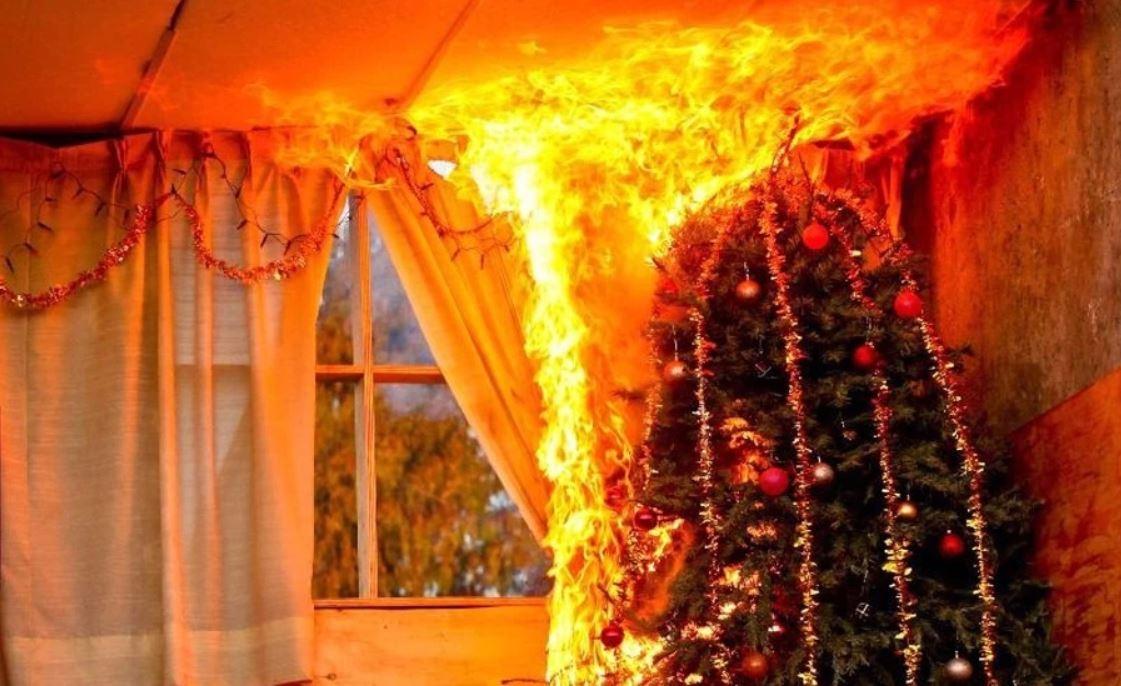 04 Como actuar en caso de ocurrir un incendio en el hogar