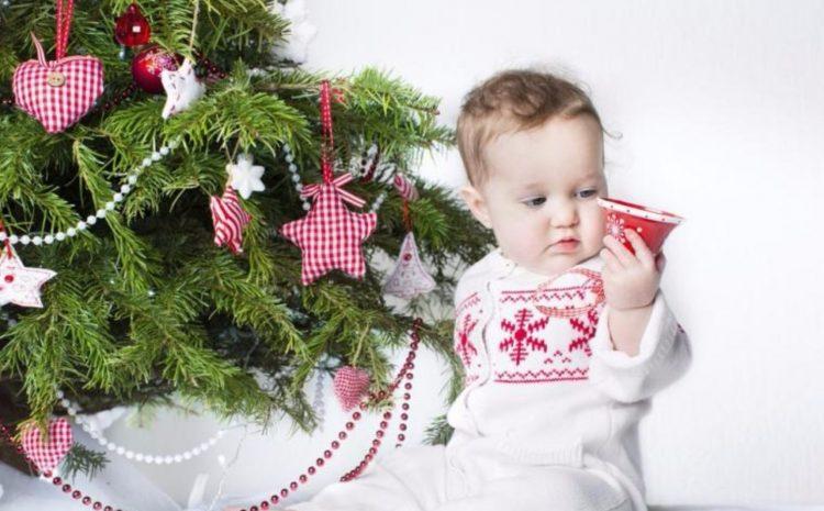 9 consejos para evitar incendio con el árbol navideño.