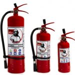 Extintores Linea Economica