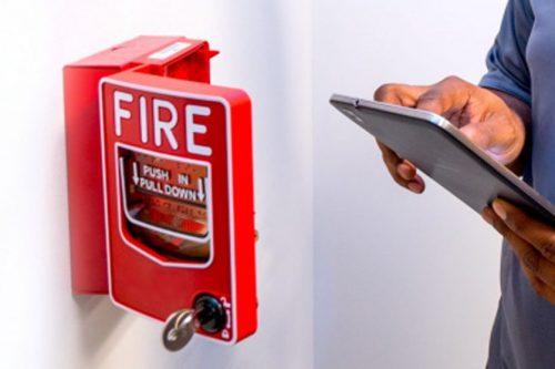 Alarma contra Incendio