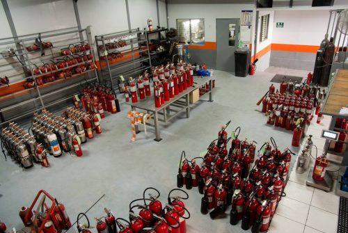 Extintores Certificados UL en Costa Rica